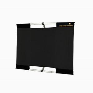 Оборудование Sunlightstudio – Отражатель Sun-Bounce MICRO-MINI (60х90 см, чёрный/мягкий белый)