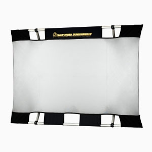 Оборудование Sunlightstudio – Отражатель Sun-Bounce MINI (90x125 см, Super-Starter-Kit)