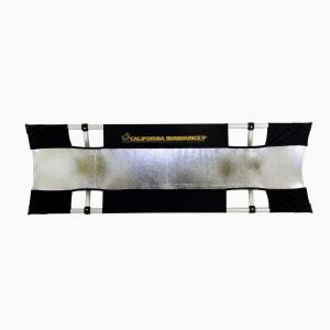 Оборудование Sunlightstudio – Отражатель Sun-Strip MINI (40х125 см, серебро/белый)