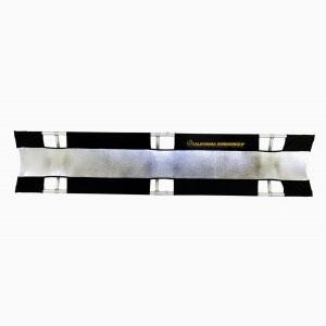 Оборудование Sunlightstudio – Отражатель Sun-Strip PRO (40х190 см, серебро/белый)