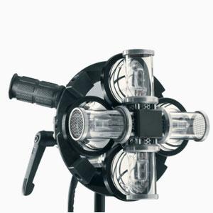 Оборудование Sunlightstudio – Осветительный прибор Dedolight DLH4x150s