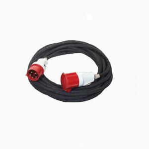 Оборудование Sunlightstudio – Силовой кабель 32A / 380V (длина 10м)